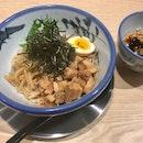 辛露つけ麺  $15.90