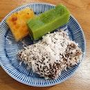 Kuih Bingka Ubi, Kuih Salat & Kuih Koh Sui