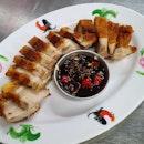 Deep Fried Thai Pork Belly  $6