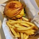 Mr Craftsmen's Burger  $20