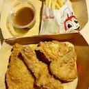 3pc Chickenjoy (Original) Ala Carte  $9.40