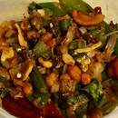 Bhindi Palli Fry  $8.90