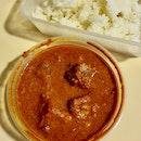 Beef Rendang Rice  $5.80