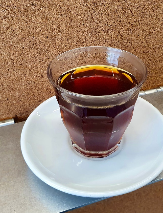 Filter Coffee  $6.50
