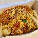 海鮮乾炒麵線  $25.80