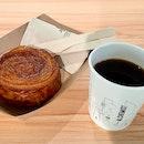 Filter Coffee $8 | Kouign Amann $5.50