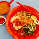 粉腸蝦麵 (干)  $6