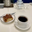 Filter Coffee $7 | Old-Fashioned Sticky Bun $5
