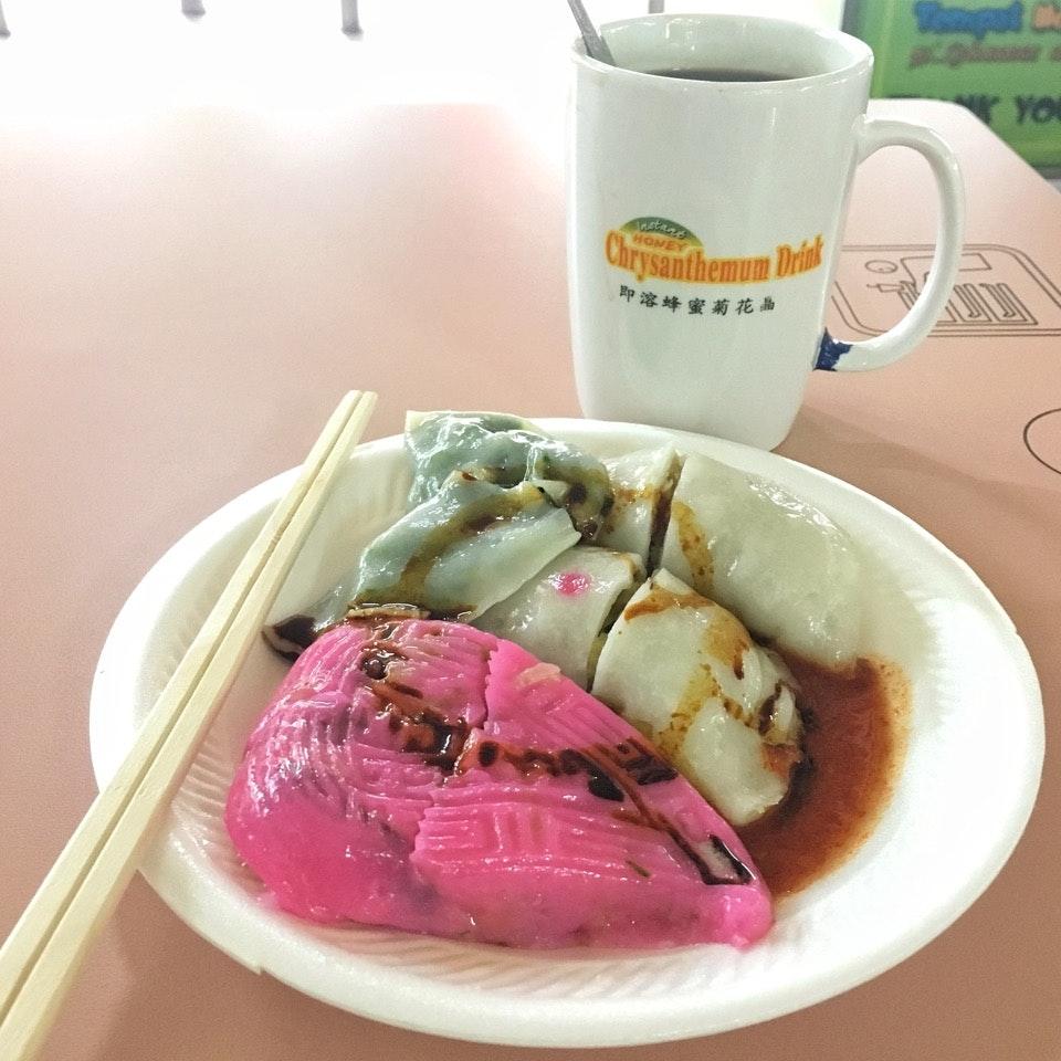 Lai Heng Teochew Handmade Kueh (Yuhua Market & Hawker Centre)