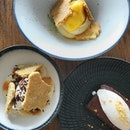 desserts at Bayswater Kitchen