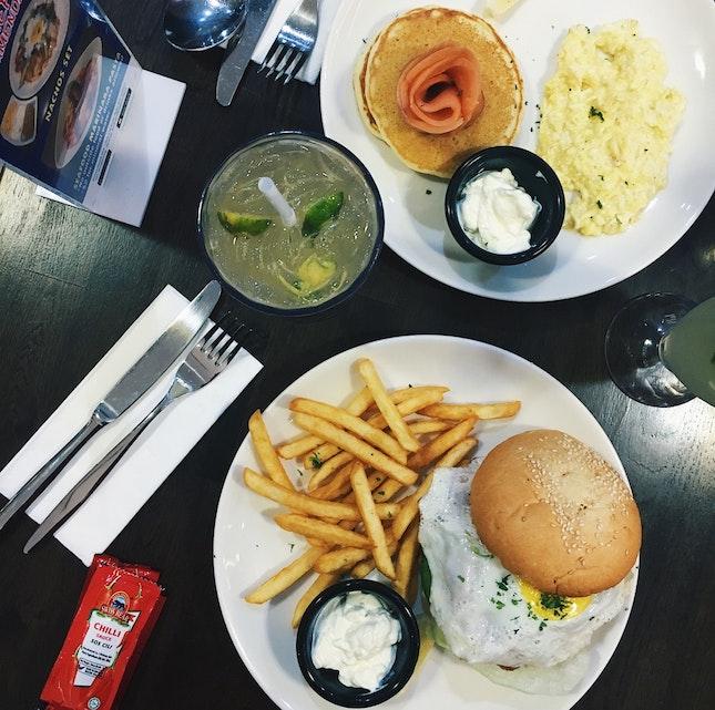 Western Food, SG.