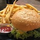 Cheeseburger ($18)