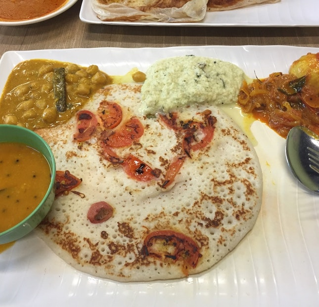 Cheap + Filling Indian