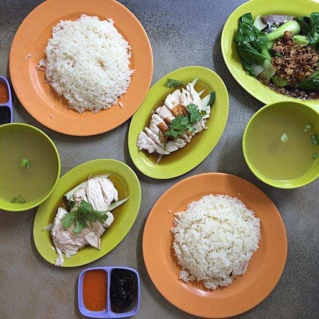 Chicken Rice Worth The Wait