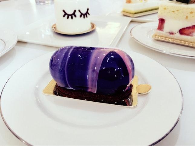 Milky Away Cake