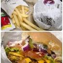 Great Vegan Burgers!!