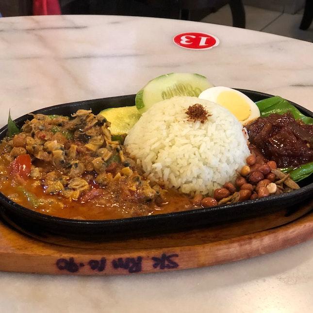 Curry Lala Nasi Lemak