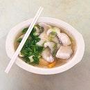 Han Jiang Fish Soup 韩江鱼汤