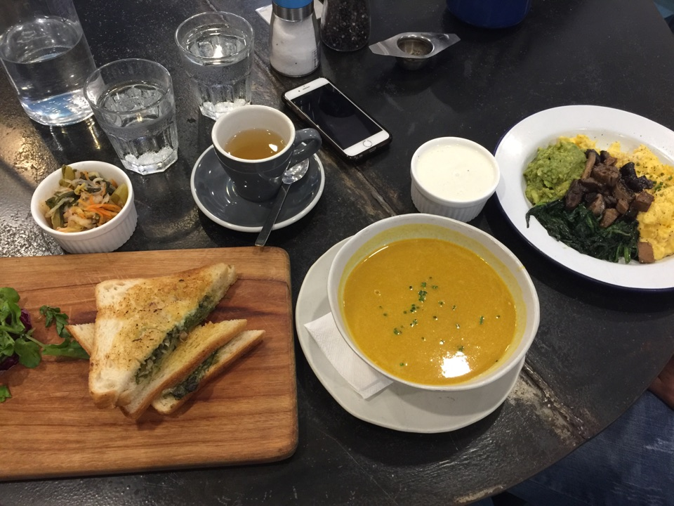 Weekend Brunch at The Lokal