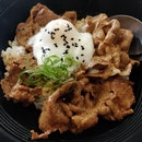 Pork Collar Rice Bowl Set (3/5⭐)