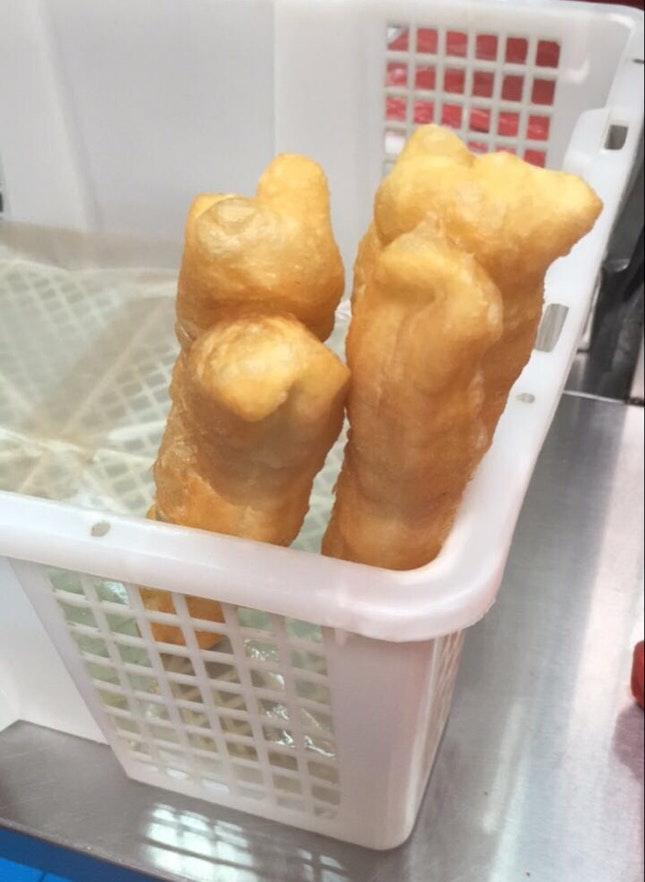 Vegetarian You Tiao