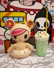 Tokidoki Pop-Up Cafe x Kumoya.