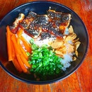 Missing this bowl of Unagi Don from Bar on Chulia.