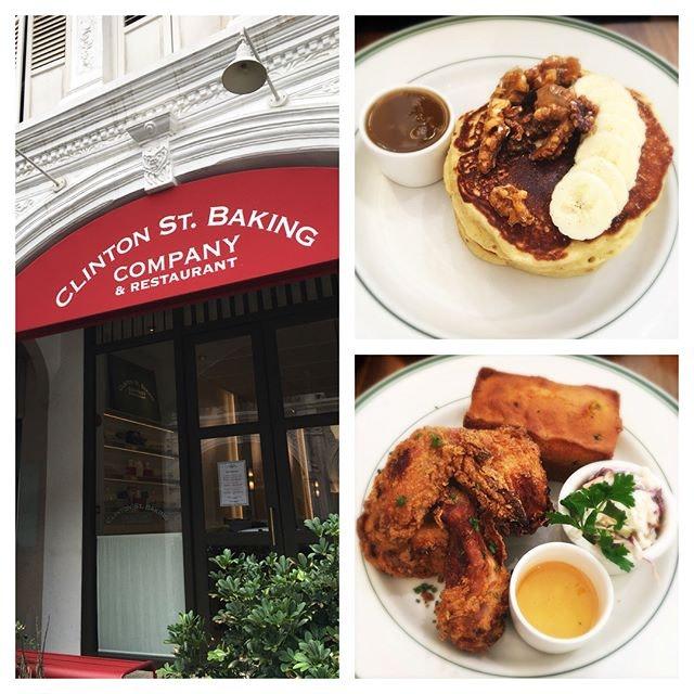 Clinton St. Baking Co. & Restaurant Singapore
