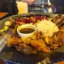 The BBQ Grill Platter 😋