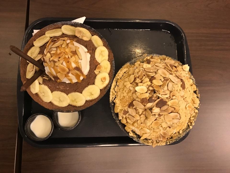 Chocolate Banana And Injeolmi