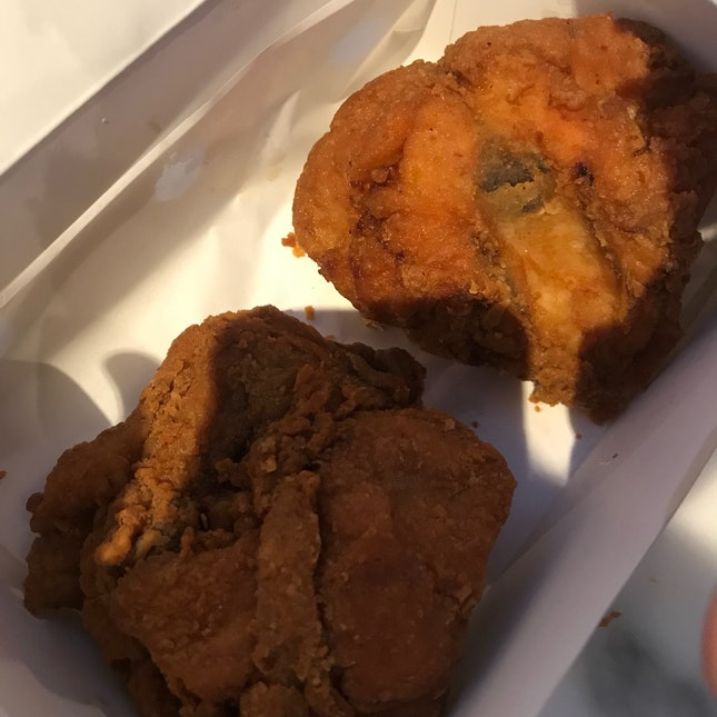 Fried Chicken For Thurday Date Night