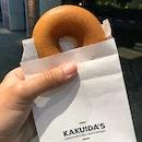 Soft Japanese Donut