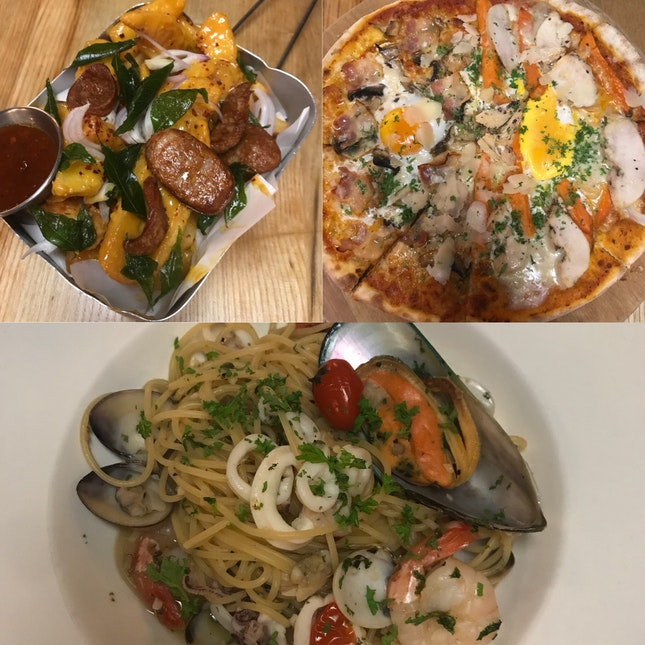 Good Food With Consistency