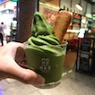 Thick N Flavourful Matcha Ice Cream