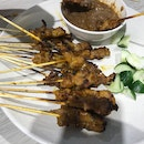 Satay For The Night