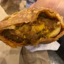 Curry Chicken & Egg Curry Puff