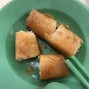 Fried Vegetarian Popiah