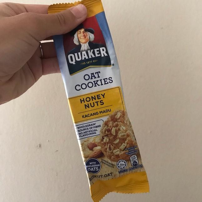 Honey Nuts Oat Cookie