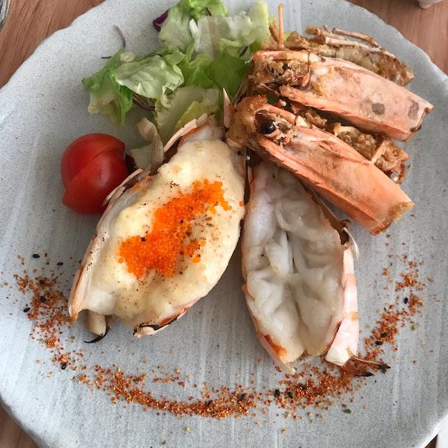 Kuruma Ebi no Cheese Yaki