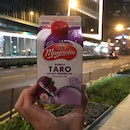 Purple Taro Flavoured Milk