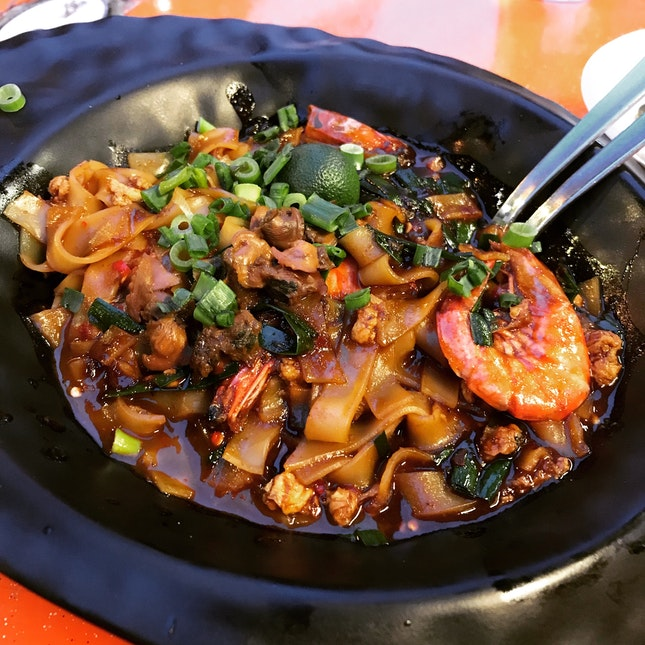 Spicy Penang Char Kway Teow
