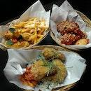 I damn suagu, neber try b4 Korean style fried chickens.