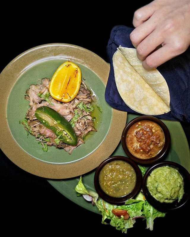 _ Salsa _ @ComidaMexSg is the causal offshoot of sister brand @margaritasdempseyhill located in the east offering familiar items like Burritos & Tacos on top of lesser know traditional items such as the Carnitas ($32) as shown here!