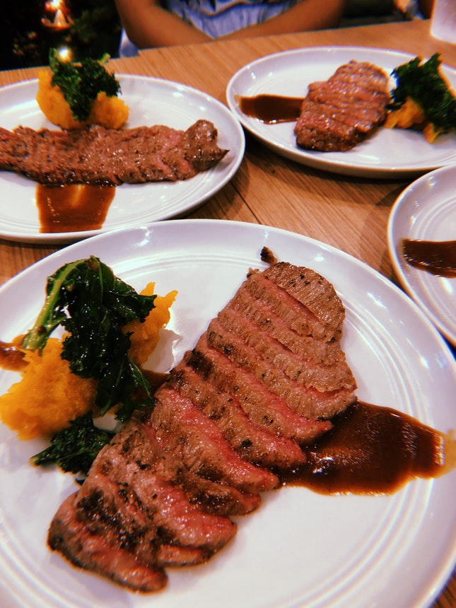 Great Steak & Set