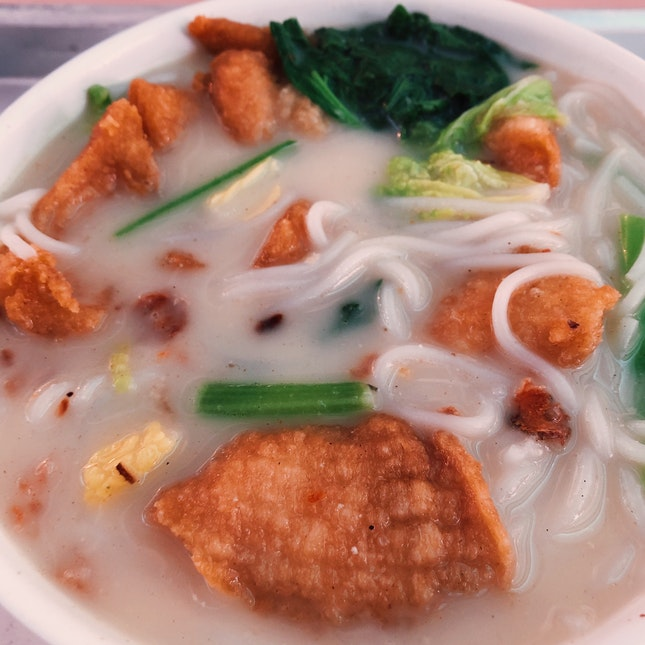 One Of The Best Fish Soups