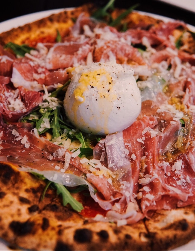 Exceptional Pizzas