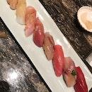 sushi omakase $48