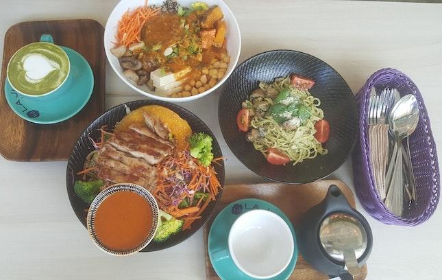 La Juiceria Healthy Food