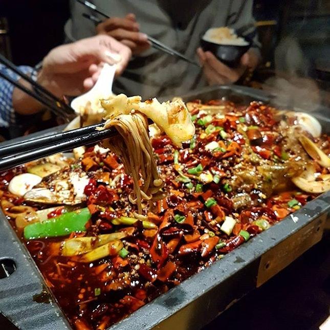 Not for the weak stomach  #eeeeeats #sgfoodporn #foodsg #instasg #singaporefood #exploresingapore #whati8today #sgfoodies #sgeats #sgfoodtrend #foodiesg #foodpornsg #eatoutsg #sgdining #sgrestaurant #yoursingapore #singaporeinsiders #burpple #eatbooksg #exploresingaporeeats #sgfooddiary