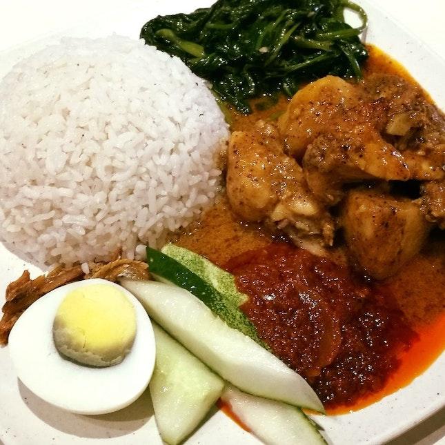 The Best Nyonya Restaurant @ Subang Jaya